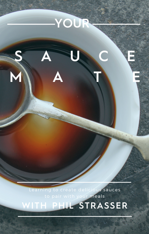Your Sauce Mate Title Page